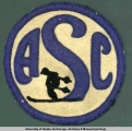 Anchorage Ski Club patch.