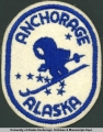 Anchorage Ski Club patch