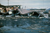 Damage in Anchorage.