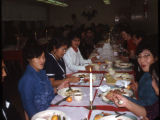 Christmas dinner at Kotzebue hospital.