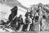 Crew of the Ruff and Tuff Mine.