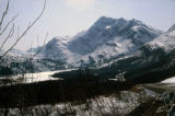 Valdez side of Thomson's Pass, May 9, 1964.