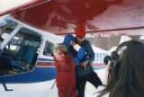 McKinley solo expedition, 1988.
