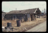 Fort Yukon house.