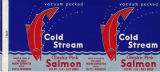 Cold Stream, Alaska Pink Salmon.