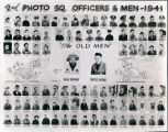2nd Photo Sq. Officers & Men-1941.