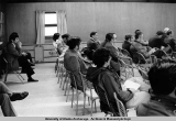 Audience at Juneau hearing [April 10, 1975]