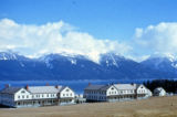 Chilikoot Barracks Haines Alaska.