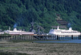 Cruise ship in Juneau, AK.