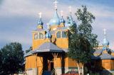 Russian Orthodox church, Anchorage.