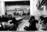 BLM ANCSA Hearings in Alaska Native Brotherhood hall, Sitka, April 11, 1975.