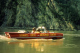 Cruising the Yukon River, amphicar style.