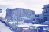 Penney Building in Anchorage after the 1964 earthquake.