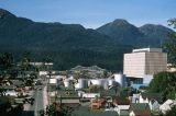 Juneau, capital city.