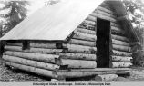 Provisions cabin at Naknek Lake.