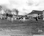 May-Pole Dance - Palmer, Alaska 5/15/1937