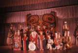 Chilkat Dancers.