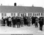 Dedication Of Hospital Palmer, Alaska  5/15/37.