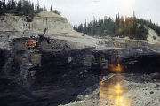 Lignite CK [Creek] mining operations.
