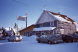 Talkeetna Roadhouse winter.