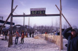 Iditarod, Eagle River Gate.
