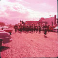 Founder's Day Parade in Palmer, May '57.