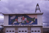 Dillingham vol. Fire Dept. Mural.