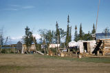 Huslia, Indian village on Koyukuk.