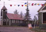 Tanana. St. James Episcopal Church.