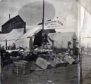 Tent store in Nome: Thornton & Keith General Merchandise