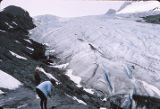 Worthington Glacier.
