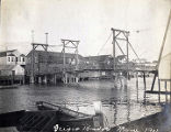 Geiger Bridge, Nome, 1901.