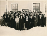 University of Alaska class portrait, circa 1929-1930.