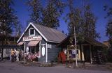 Alaskaland Ice Cream Parlor.