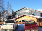 Denali Brewing Co. and Twister Creek Restaurant.