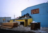 1981 Polar Bear Theater in Barrow.