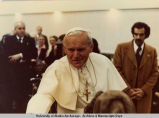 Pope John Paul II. June 1984. Anchorage, Alaska.