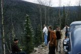 University of Alaska field trip to Cleary Summit.