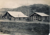 Alaska Road Commission office.
