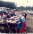 Pioneer picnic at Snyder Park in Wasilla, June 1973.