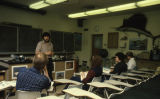 A class at Alaska Pacific University.