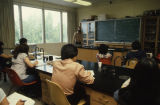 Classroom at Alaska Pacific University.