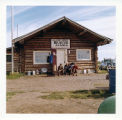 Beaver, Alaska Post Office.