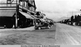 Anchorage's main street, 1939.