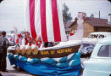 Sons of Norway float '55.