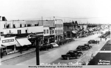 4th Avenue Anchorage, Alaska, 1939.
