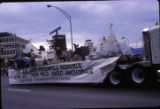 Convention Bureau float July 4 '83.