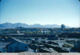 Railroad yard Anchorage Oct. '51.