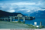 Dock at Haines, 1 Sept. 53.