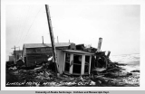 Lincoln Hotel after storm - Oct. 26 [1945].